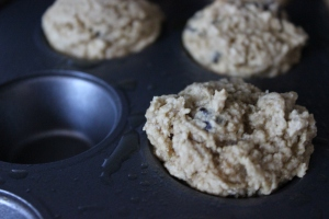White Bean Chocolate Chip Cookies